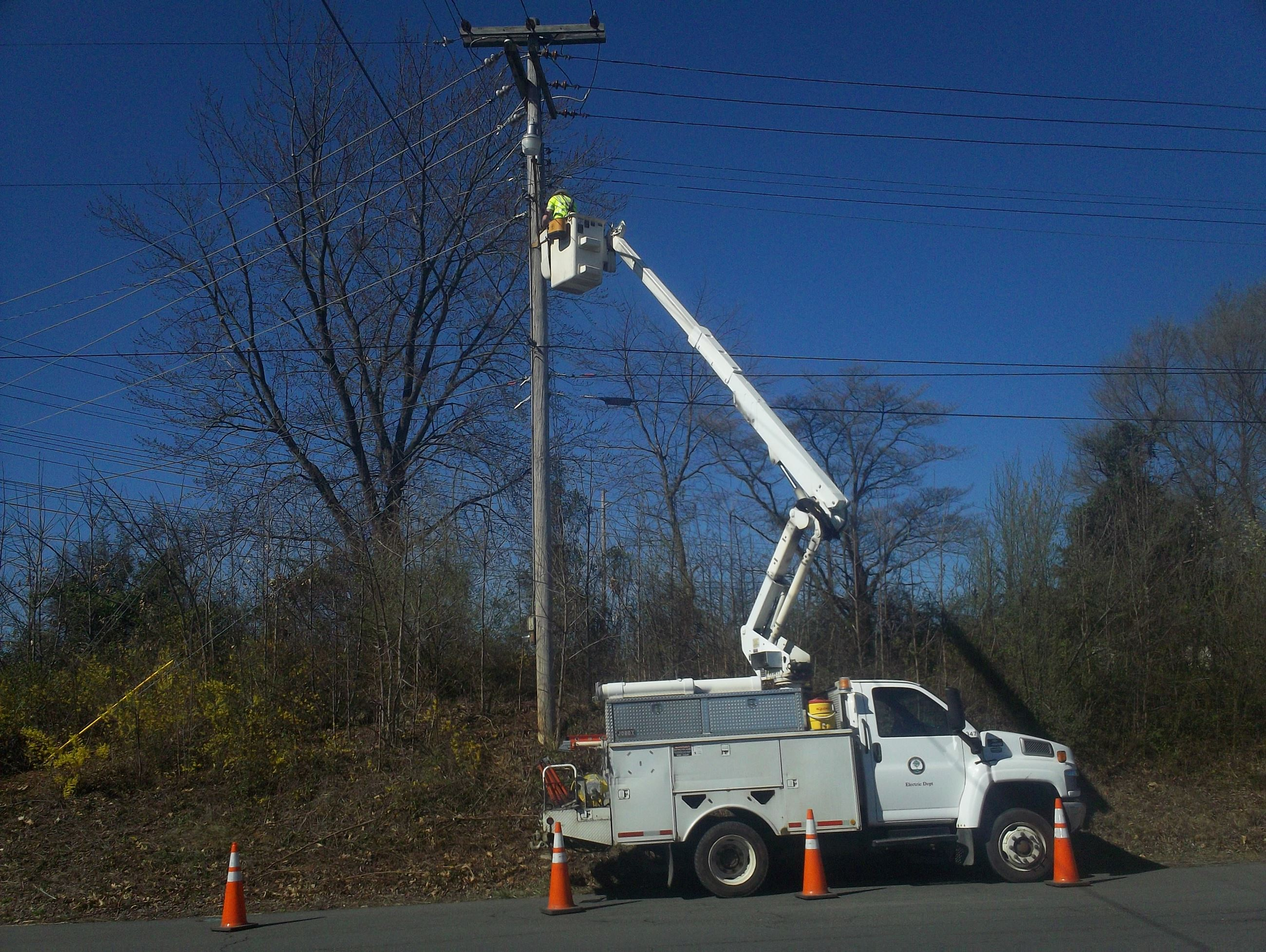 Street light replacement